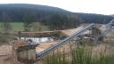 Bedienung des Bergwerk- und Brecherkomplexes