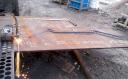 Reparatur und Ersatz der beschädigten metallischen Details