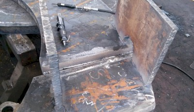 Ремонт и замена поврежденных металлических деталей